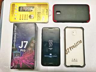 Samsung J7 Pro 32gb Duos LTE FU Complete with Official Receipt