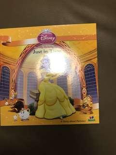 Disney Princess Storybook with CD