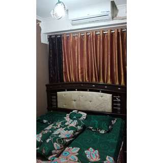 Unit bulanan full furnish 2BR sentra timur residence