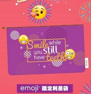 emoji™限定利是袋