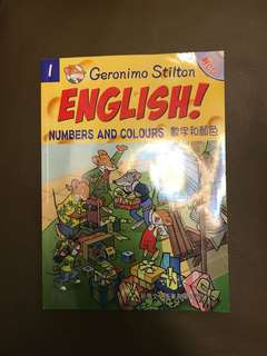 Geronimo Stilton English with CD
