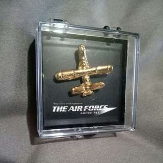 Pin Collection - the Air Force