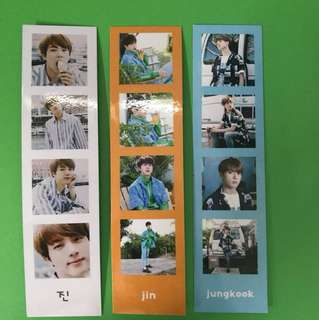 [READYSTOCK] BTS PHOTO STRIPE