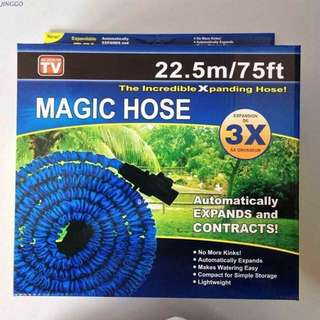 Magic Hose * 15m/50ft. - Php250. * 22.5m/75ft. - Php350.
