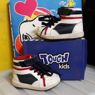 Tough Kids HiCut Kicks