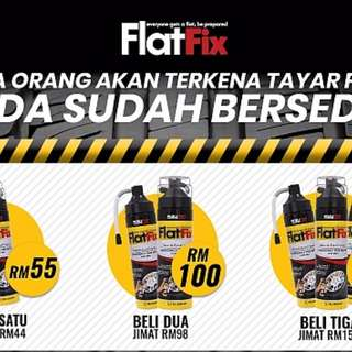 FlatFIX Emergency Tyre Repair