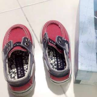 Pre💕Authentic SPERRY TOP-SIDER For Toddler