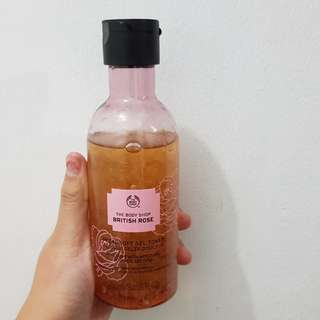 British Rose Toner Gel