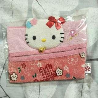 Sanrio gotochikitty Hello Kitty tissue holder