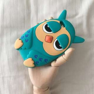 Sleepy Owl Case