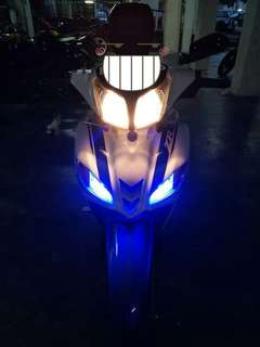 2014 Yamaha Lagenda 115zr