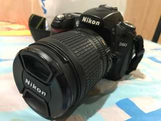 Nikon D90 with 18-105mm VR Kit Lens (SC 23950)