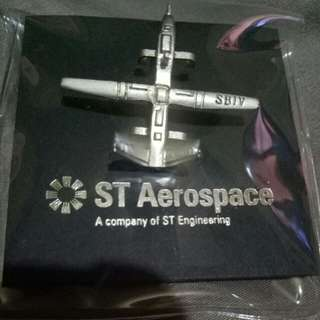 Pin Collection of ST Aerospace