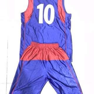1 set baju basket