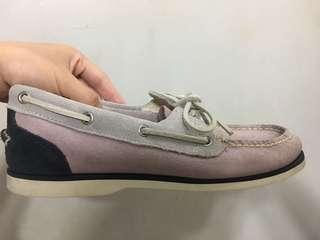 Timberland 帆船鞋