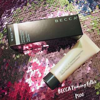 BECCA Priming Filter deluxe size