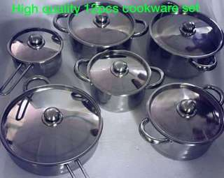 12 pcs cookware (high quality)