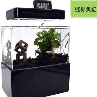 USB魚缸