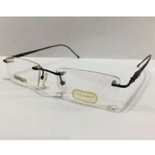 [INSTOCK] FILANO FRAMELESS PRESCRIPTION SPECTACLES / WEAR FOR FASHION