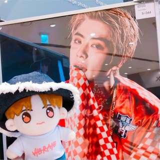JAEHYUN - Peachy Jaehuyn doll & Puppy Jaehyun