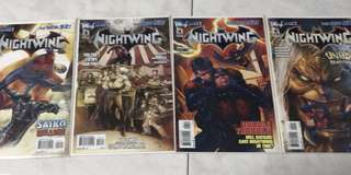 Nightwing 2-5. VF/NM