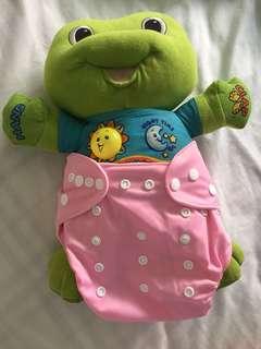 Baby reusable diaper