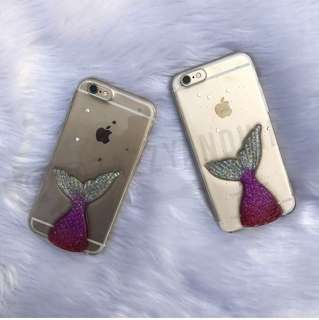 Mermaid tail for iphone 8 plus