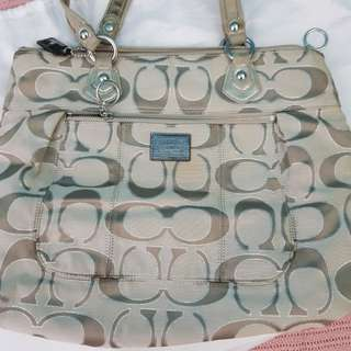 Original Coach Handbag