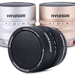 HYUNDAI i600 FM NFC wireless stereo bluetooth speakers hifi radio fm portable wireless speaker music