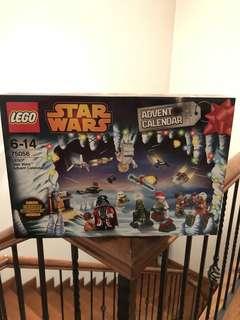 LEGO Star Wars Advent Calendar 75056(Discontinued set)