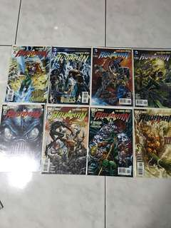 Aquaman new 52. VF/NM.