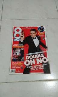 8 days magazine