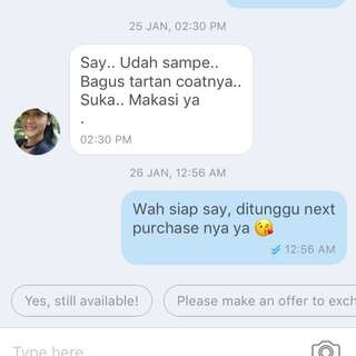 Another kumpulan testi