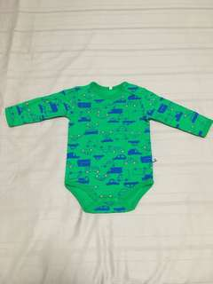 BNWT - Baby Boy Romper (Long sleeves)