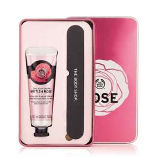 THE FACE SHOP - Rose Hand and Nail Set