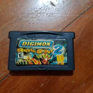 Digimon Battle Spirit 2 (GBA)
