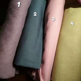 Pashmina Rawis (TAKE ALL)