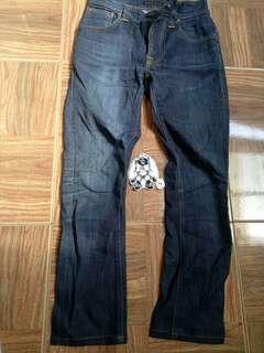 Nudie jeans dry japan size 26