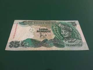 RM 5 JAAFAR