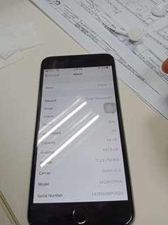IPHONE 6PLUS 64Gig GLOBE LOCKED