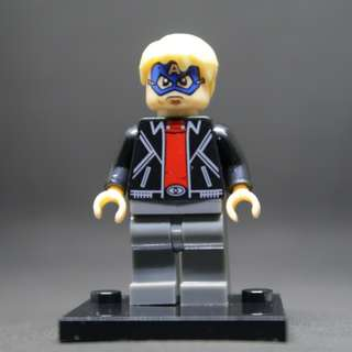 LEGO Compatible Robber