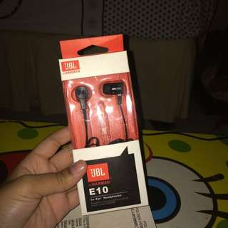 EARPHONE/HEADSET JBL HERMAN ORI 100%