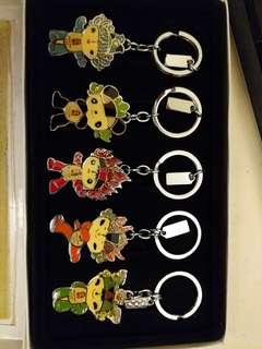 奧運記念key chain