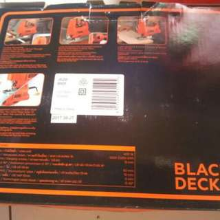 Black decker jigsaw good never use