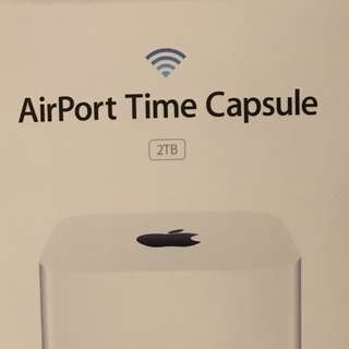 New Apple AirPort 2TB