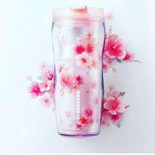 韓國starbucks星巴克木槿花杯櫻花杯