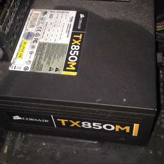 Corsair tx850m 800watts psu