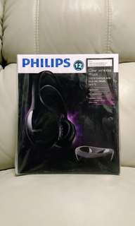 Philips digital wireless headphones 無線耳機 SHD8600 (headphone)