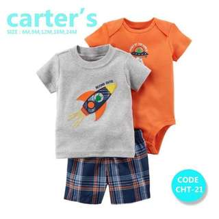 FEB 18 CARTERS BOY CASUAL TERNO (LZ)