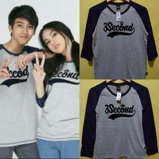 Tshirt Couple 3Second